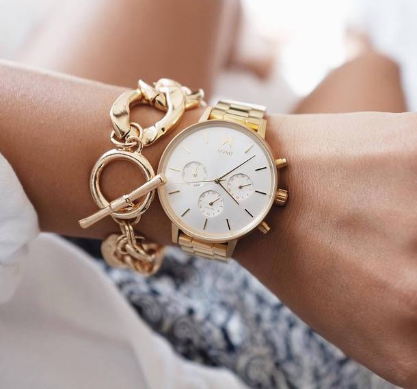 jewels mvmt watches mvmt watch gold watch bracelets gold bracelet jewelry gold jewelry accessories Accessory
