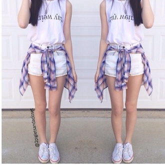 t-shirt shirt band t-shirt converse high waisted shorts