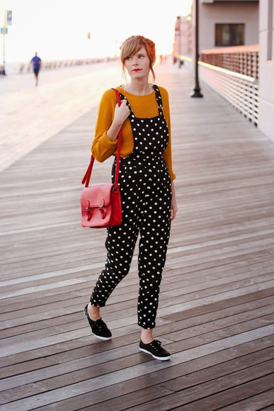polka dots steffy's pros and cons blogger mustard