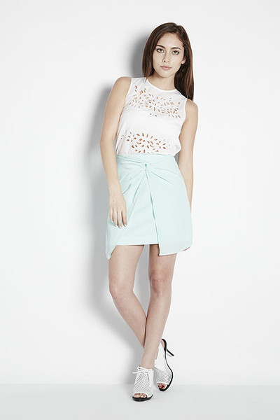 Adela Mei | Enough Thunder Skirt | Keepsake| | Adela Mei