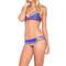 Luli fama tribal beach - criss cross bikini top