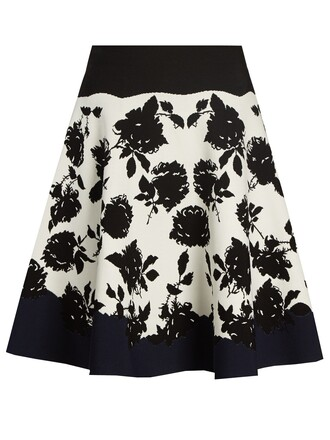 skirt rose navy
