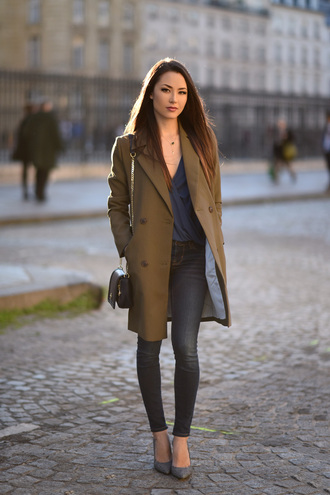 hapa time blogger coat shoes top