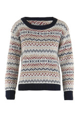 Sirenlondon — aztec desert sweater