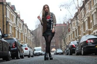 ljlv blogger shirt t-shirt skirt shoes