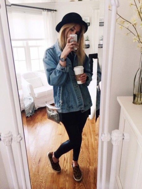 shoes hat style watch jacket bag denim jacket oversized oversized denim jacket