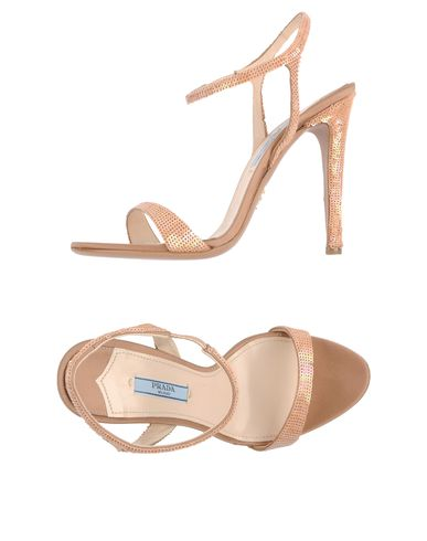 Women prada sandals online on yoox united states
