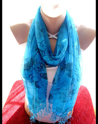 scarf lace scarf scarves scarves for women accessories gift ideas fashion