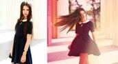 dress,black,little black dress,mini dress