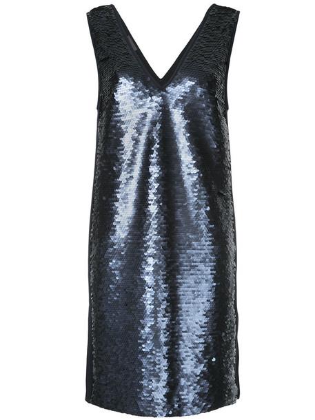 GINGER & SMART dress women blue