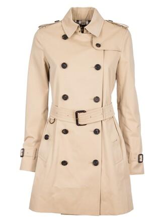 coat trench coat beige