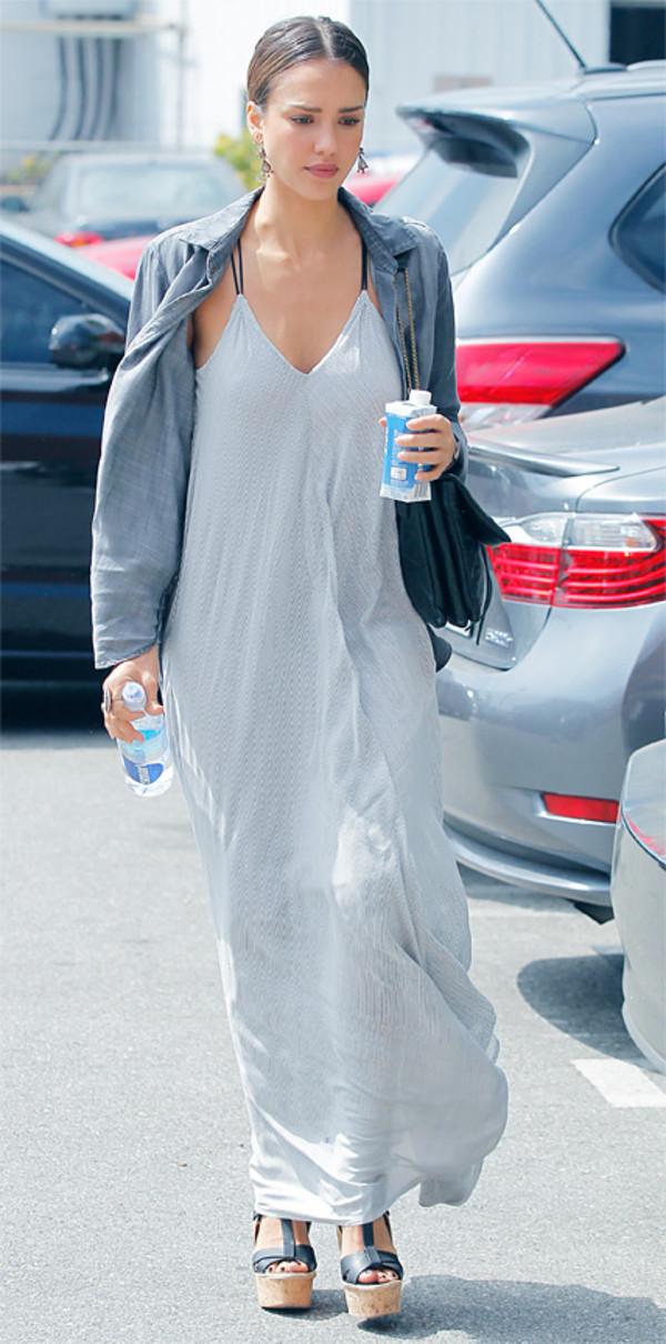 jessica alba dress shirt