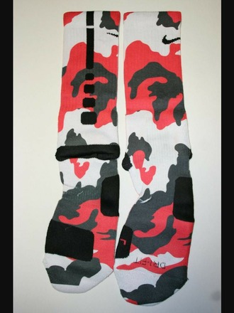 socks nike custom elite
