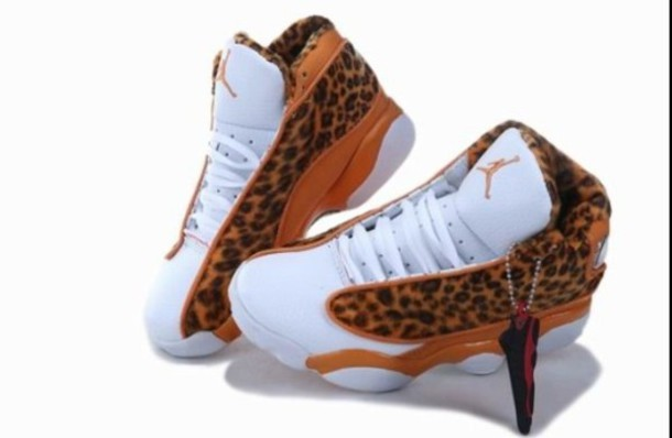 Shoes Jordan S Cheetah Print Jeans Top Leopard Print