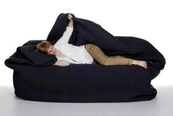 pajamas bean bag bed