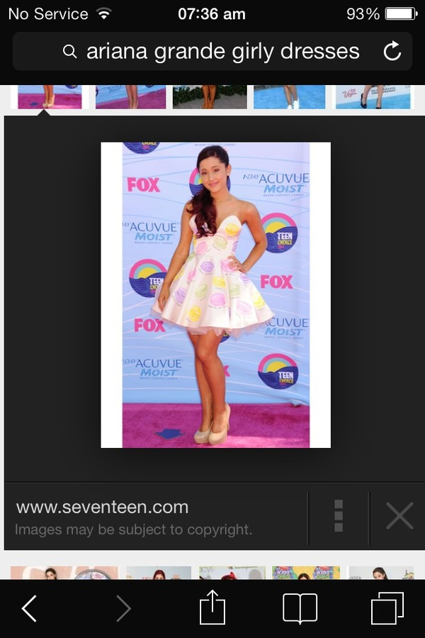 dress ariana grande ariana grande macaroon macaron girly dress ariana grande dress pretty macaroon