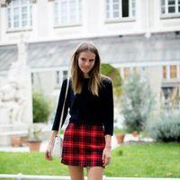 Burberry Skirt Plaid July 2017