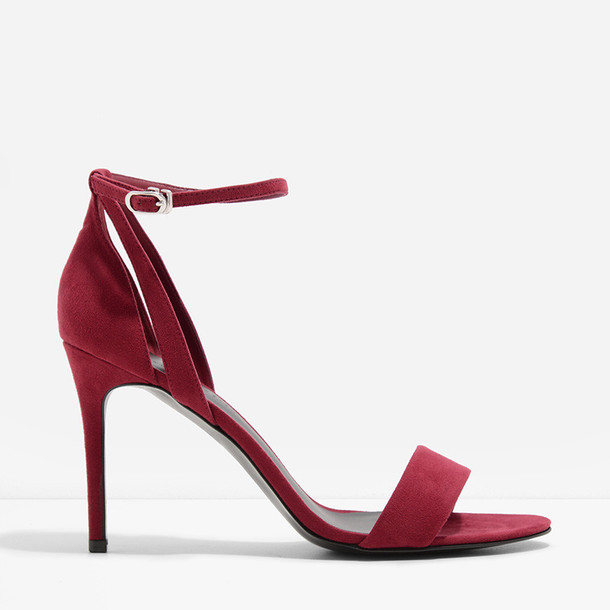 heels red shoes