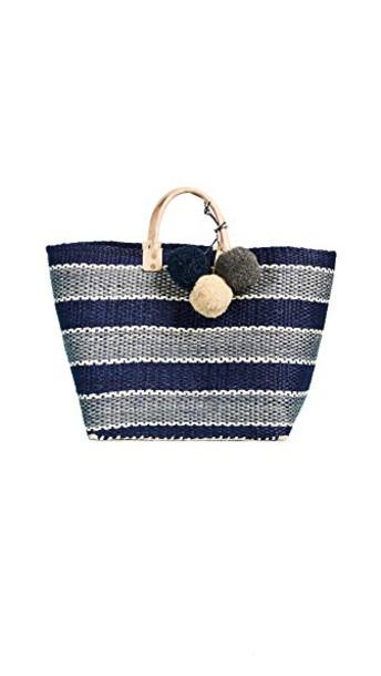 Mar Y Sol navy bag