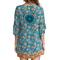 Tolani madison tunic dress in turq from revolveclothing.com