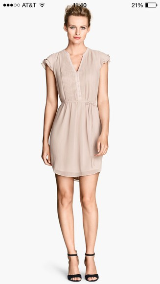 dress beige dress beige short dress short party dresses
