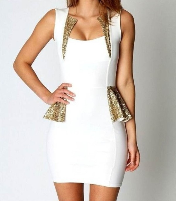 Aliexpress.com : Buy Free shipping Flouncing sequined skirt Tight party dress from Reliable party sexy dress suppliers on ED FASHION