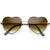Womens Cute Metal Heart Shape Fashion Sunglasses 8796                           | zeroUV