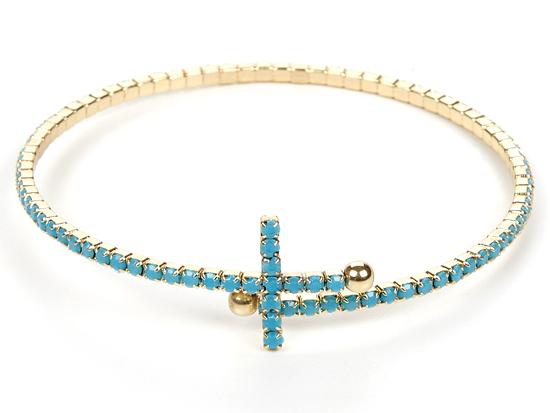 Jadore Bijoux Cross Bracelets