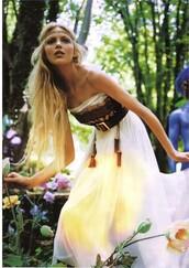 dress,hippy chic beautiful,hippie,flower power,native american