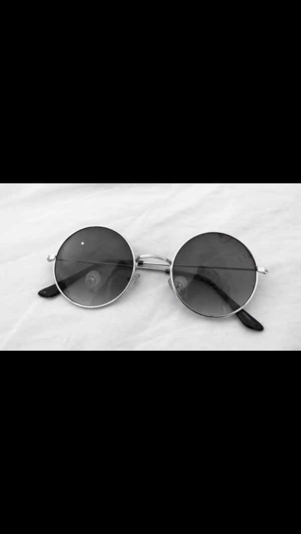 sunglasses round sunglasses circle modern circlular