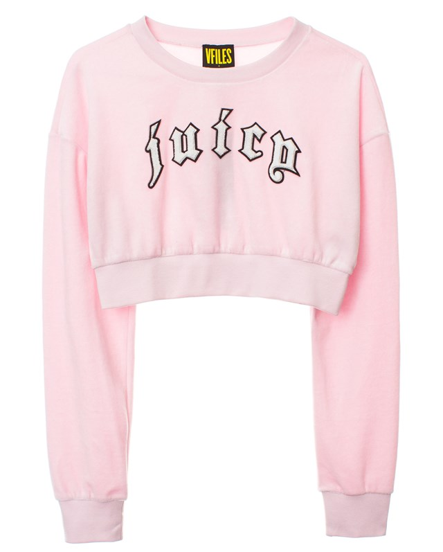 VFILES   Juicy Couture Velour Pullover - Juicy Couture