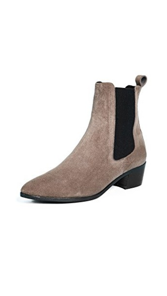 The Archive chelsea boots space grey shoes