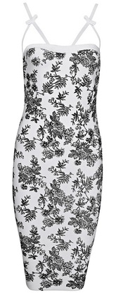 dress,dream it wear it,black and white,monochrome,clothes,floral,floral dress,floral pattern,straps,spaghetti strap,bow,bow dress,cut-out,cut-out dress,bodycon,bodycon dress,bandage,bandage dress,party,party dress,sexy party dresses,sexy,sexy dress,party outfits,romantic,romantic dress,romantic summer dress,summer,summer dress,summer outfits,spring,spring dress,spring outfits,classy,classy dress,elegant,elegant dress,cocktail,cocktail dress,girly,date outfit