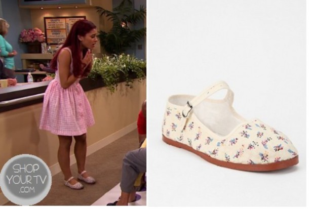 Shoes: ariana grande