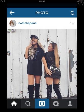 blouse nathalie paris yeezus nike adidas dope girly nice camouflage air max jordans maxi dress black dress
