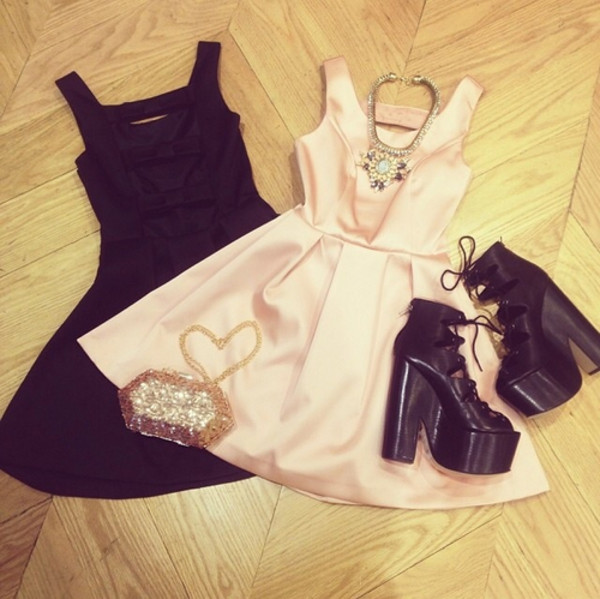 dress little black dress bows similar high heels topshop cute dress shoes white dress black dress puffy dress cute dress cool dress cool dresses