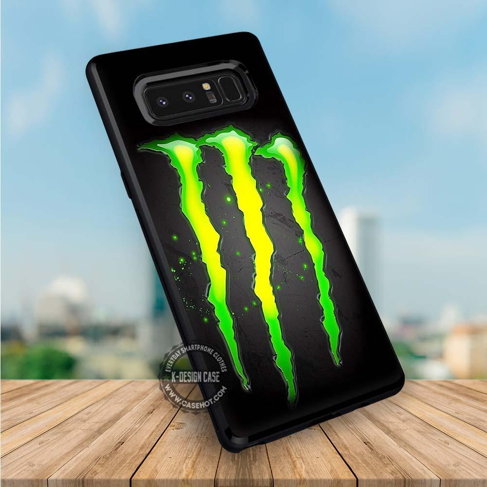 Case Of Monster Energy Green Mountain Energy