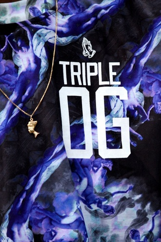 shirt trill dope printed shirt dope wishlist t-shirt