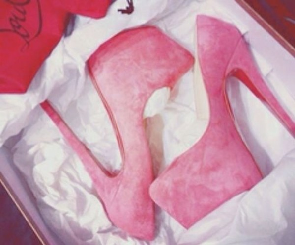 shoes heels high heels pink heels cute high heels