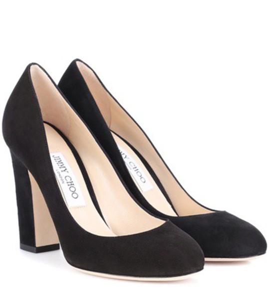 suede pumps 100 pumps suede black shoes