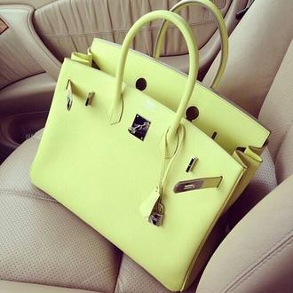 bag bright neon handbag