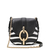 Sutra Mini Zebra Patchwork Leather Crossbody Bag | Bags by DVF