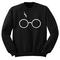Lightning glasses harry potter sweatshirt - stylecotton