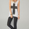 White cross tail tee tank top shop publik rocker trend fall | publik | women's clothing & accessories ($20-50) - svpply