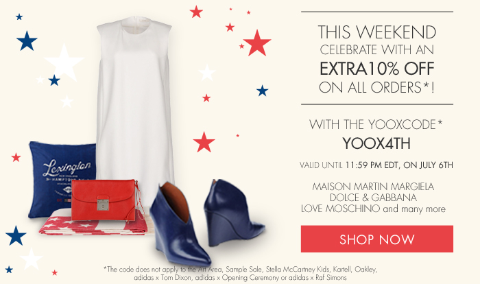 yoox.com - shop fashion, design, art