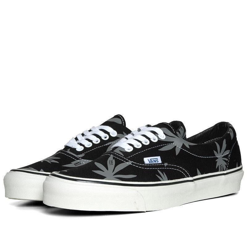 8524228834 Vans Vault OG Era LX Palm Leaf (Black   White)