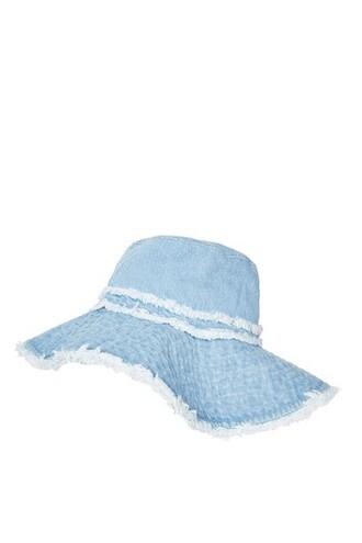 denim hat bucket hat