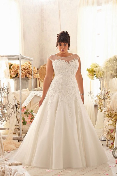 dress wedding dress wedding white lace floral