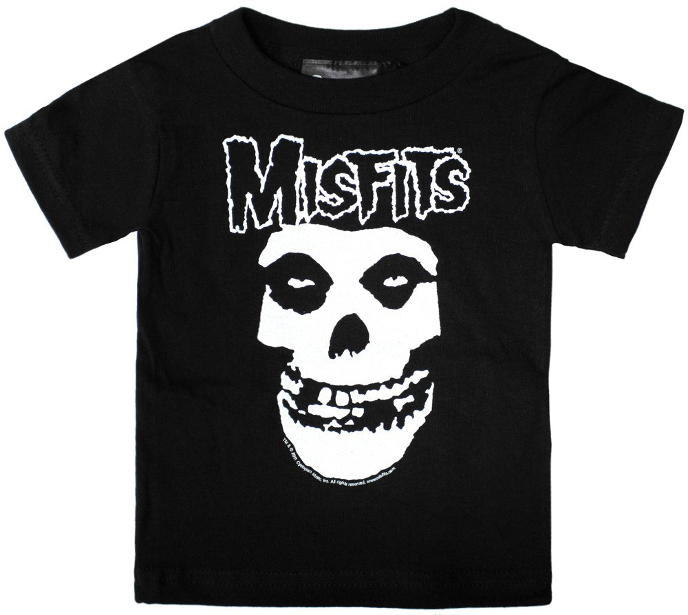 SOURPUSS MISFITS LOGO KIDS TEE