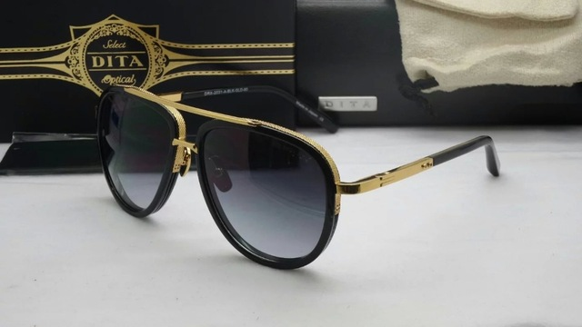 d3db7851f4 Aliexpress.com   Buy Free Shipping 2015 Dita sunglasses men unisex dita  mach one sunglasses women brand designer sun glasses ...